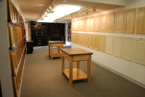 Classic Kitchens & Cabinets Showroom