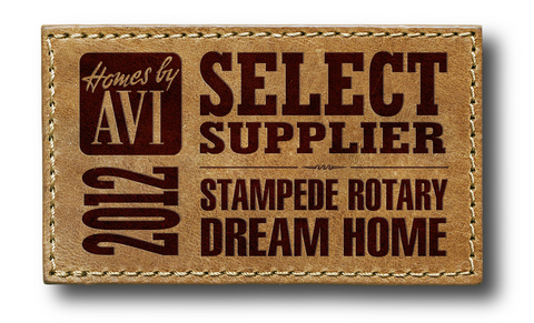 2012 Stampede Rotary Dream Home